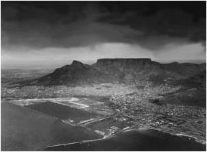 Ref No: CP020 Titel: Table Mountain - Early 1950's width=230