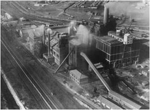 Ref No: DRB027 Titel: Municapal Power Station - Early 1950's width=
